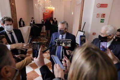 Sobrecargos, plazos y DEGs: los temas de los que hablaron Alberto Fernández y Kristalina Georgieva