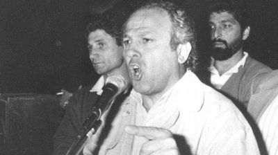 Murió el dirigente metalúrgico Alberto Piccinini, protagonista del histórico «Villazo»