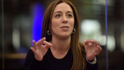 María Eugenia Vidal sobre Alberto Fernández: