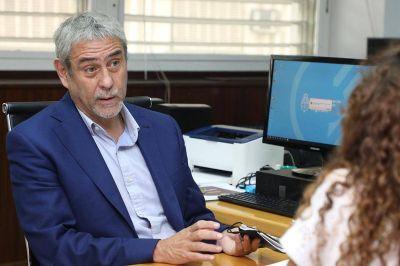 """Jorge Ferraresi: """"Ninguna cuota de crédito hipotecario podrá superar el 35% del ingreso familiar"""""""