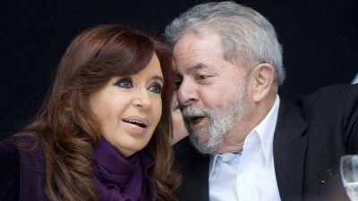 Cristina Kirchner afirmó que en la región