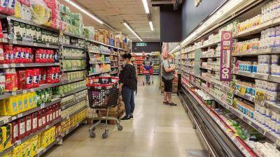 Los precios de los alimentos subieron 0,4% en la segunda semana de mayo