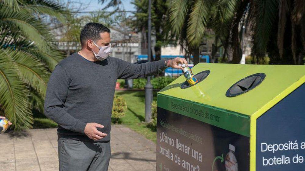 """Leandro Martín: """"En San Isidro bajamos un tercio los residuos en un mundo que genera cada vez más basura"""""""