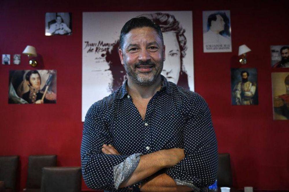 """Gustavo Menéndez: """"Las cosas positivas suceden porque hay un equipo de gobierno que está gestionando"""""""