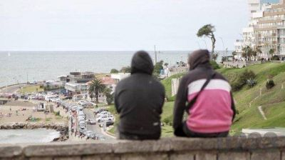 Una leve baja que abre una pequeña esperanza para Mar del Plata: ¿habrá un pase a fase 4?