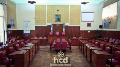 Después de casi dos años, la Banca 25 retorna a las sesiones del Concejo Deliberante