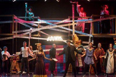 Un total de 5 propuestas riojanas optan a los premios de teatro joven de Coca-Cola