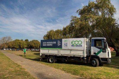 San Isidro lanzó un Programa para Recolectar Residuos Reciclables Casa por Casa