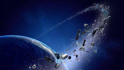 El cambio climático está empeorando la basura espacial