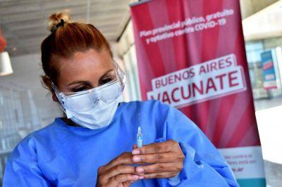 Señalan que en Mar del Plata es bajo el número de inscriptos para vacunarse contra el coronavirus
