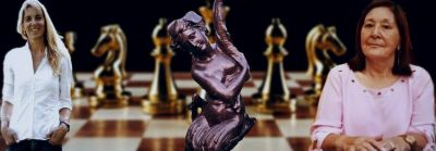 Gambito de dama (x 2)