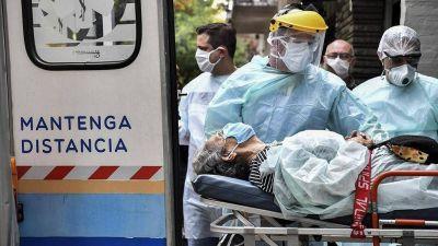 Covid-19 en Córdoba: reportaron ocho fallecimientos y 2.109 contagios