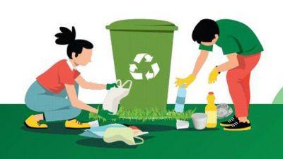 Cómo generar menos basura plástica y residuos tecnológicos