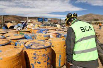 Ambiente desarrolló en Jujuy acciones de control sobre residuos peligrosos