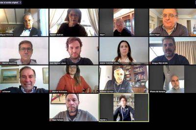 Juntos por el Cambio: un encuentro para aplacar las internas ante la avanzada kirchnerista