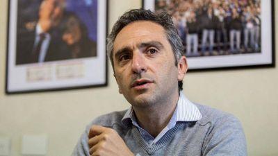 """Andrés """"Cuervo"""" Larroque: """"Si mantenemos el tema precios, podemos ver el proceso electoral con optimismo"""""""