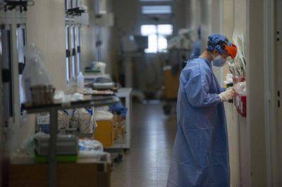 El Hospital Rawson tiene el 95% de sus camas críticas ocupadas