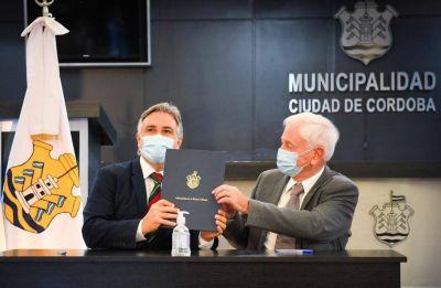 Llaryora y Juri presentaron el Paseo Córdoba de la Nueva Andalucía