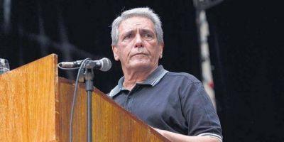 """Carlos Acuña y una dura advertencia al gobierno: """"Los trabajadores se encuentran en peor situación que antes"""""""