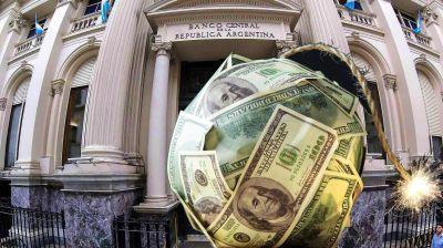 El BCRA compró u$s 195 millones y acumula más de u$s 1500 millones en el mes
