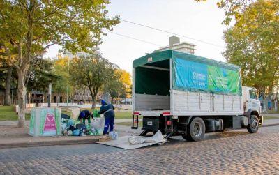 Invitan a vecinos a reducir y reciclar los residuos