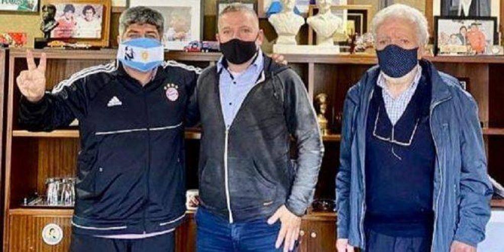 El moyanismo lanzó su campaña para pelear por la conducción de la CGT y hay malestar en Azopardo