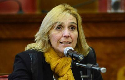 """Vilma Baragiola: """"El Frente de Todos quiere embarrar la cancha, poniendo en riesgo el servicio de colectivos"""""""