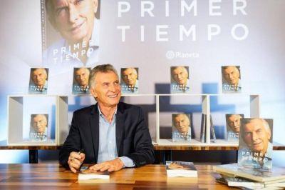 Mauricio Macri llega a Córdoba a presentar su libro y arrancar campaña