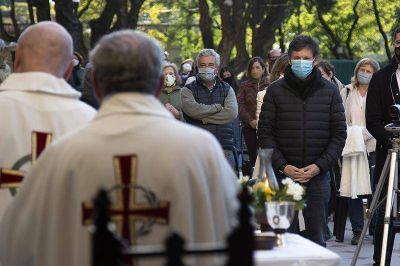 San Isidro celebró sus fiestas patronales