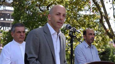 """Ducoté lanzó una fuerte campaña política vía telefónica: """"Nunca vamos a bajar los brazos"""""""