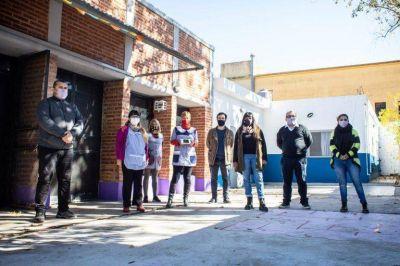 Quilmes avanza en la instalación de equipos de monitoreo ambiental