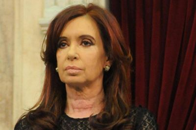 Cristina Fernández criticó a Pepín Rodríguez Simón y cargó contra la persecución del macrismo