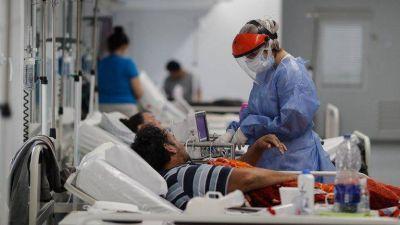 El Gobierno oficializó el pago de un bono por tres meses para el personal de salud