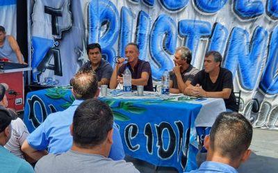 """Paritaria de la UTA: facciones disidentes la consideran """"insuficiente"""" pero no retomarán las protestas callejeras"""
