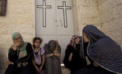 Tierra Santa: Cristianos, la minoría que sobrevive bajo fuego cruzado