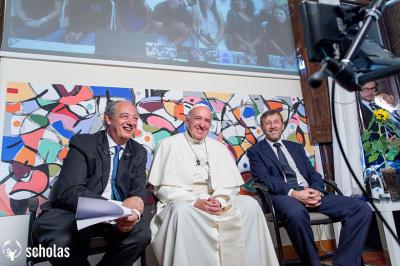 El Papa hablará con jóvenes sobre pandemia y secuelas psicológicas