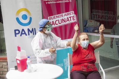Coronavirus | La Matanza superó las 300 mil personas vacunadas