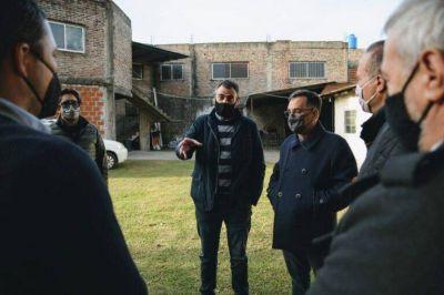 """Diputado Adrián Urreli en La Matanza: """"Las malas decisiones del gobierno las pagan los gastronómicos que no pueden trabajar"""""""