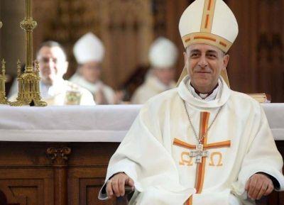Misa por el Día de María Auxiliadora, patrona de la ciudad