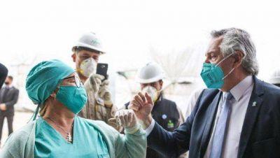 Oficializan el pago de un bono de 6.500 pesos a trabajadores de la salud durante tres meses
