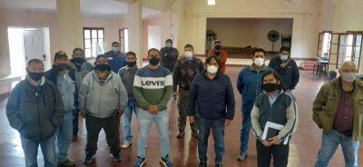 Fuerte respaldo de sindicatos y Federaciones de trabajadores a la lucha de los trabajadores del Ingenio San Isidro