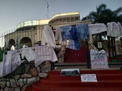 Victoria de ATE: fallo judicial obliga al municipio de Villa Carlos Paz a reincorporar a cinco médicos desvinculados