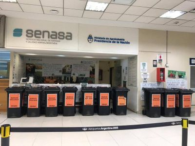 Trabajadores del Senasa paran por 72 horas ante reclamo de paritarias