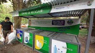 PepsiCo inaugura estaciones de reciclaje en la Ciudad de Guatemala