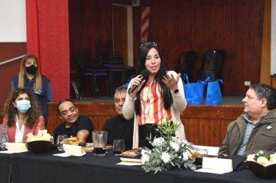 Con un almuerzo en Canillitas, gremialistas reafirmaron su alianza con el PJ cordobés