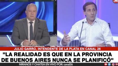 Según Garro, el Grupo Dorrego prefiere a Vidal como candidata en la Provincia