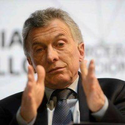 Macri recibió insultos en Córdoba y su custodia frenó a un periodista de C5N