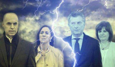 Se profundiza la interna: Vidal y Larreta se diferencian del ala dura de Juntos por el Cambio