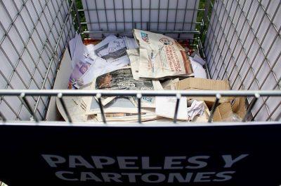 Ley de Reciclaje: Comienza plan de instalación de 350 nuevos puntos limpios a lo largo de Chile