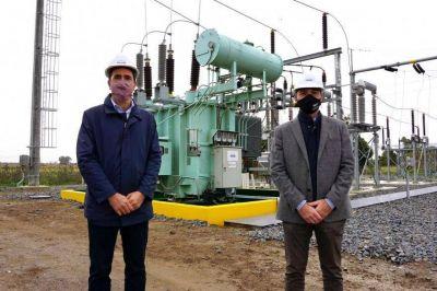 EDELAP construyó una nueva Subestación en Magdalena para impulsar el desarrollo regional